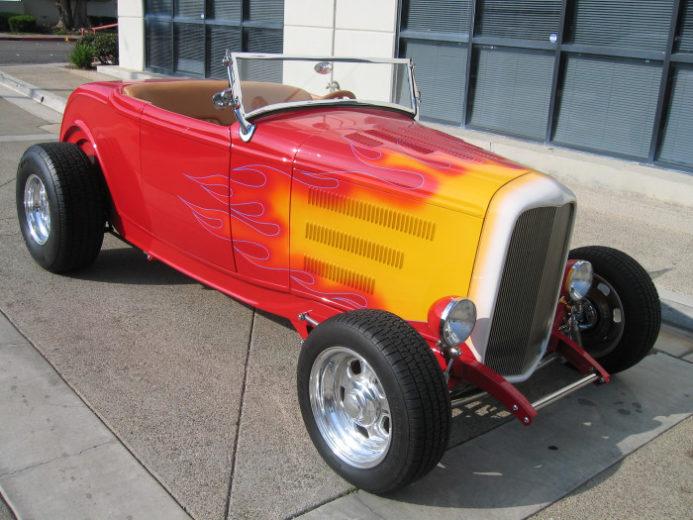 1932 Ford Highboy Roadster (30)