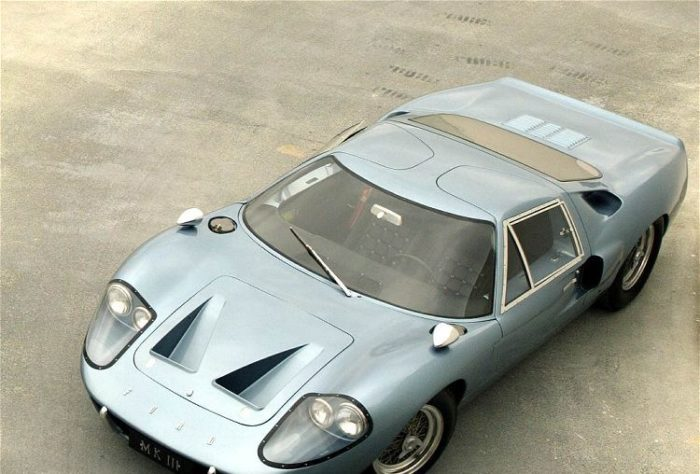 1967 Ford GT40 Mk III (6)