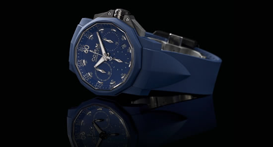 Admiral's Cup Challenger 44 Chrono Rubber Watch from Corum (2)