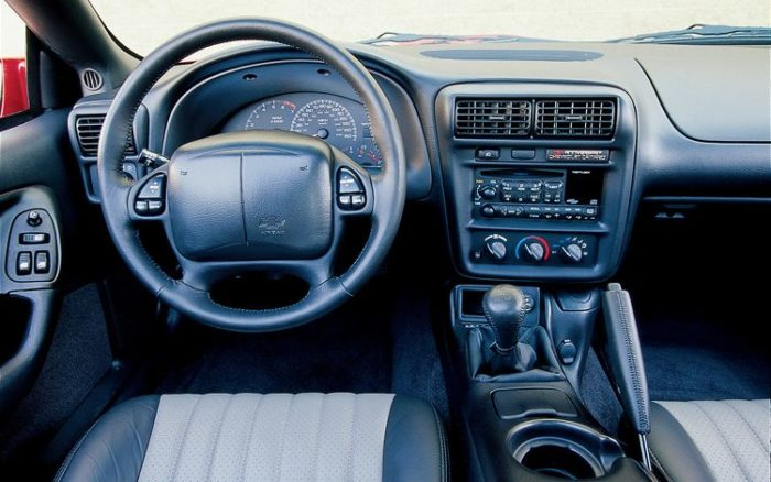 Chevrolet Camaro SS 2002 (12)
