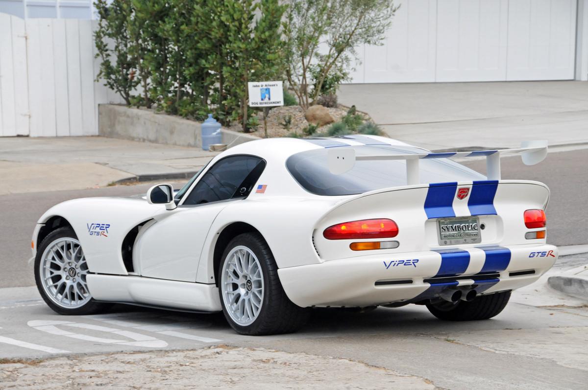 Dodge Viper GT2 Edition (32)