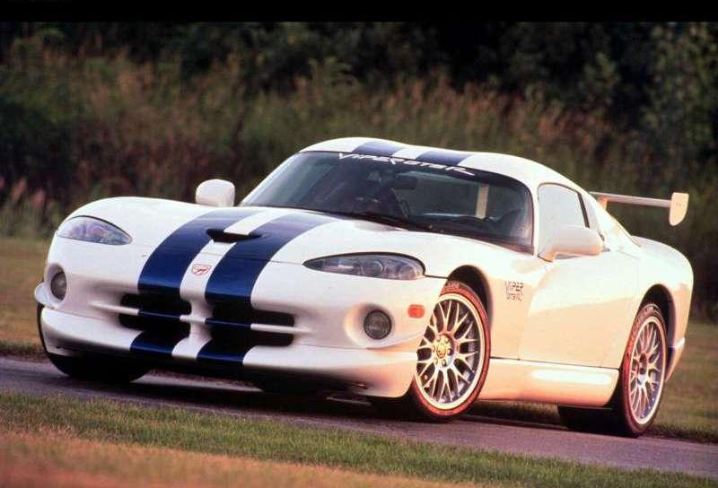 Dodge Viper GT2 Edition (28)