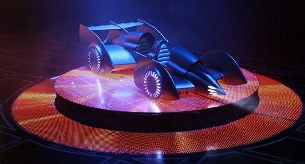 Futuristic Batmobile by Gordon Murray (8)