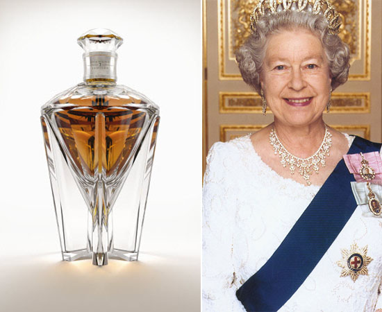 Johnnie Walker to Celebrate the Queen's Coronation Jubilee