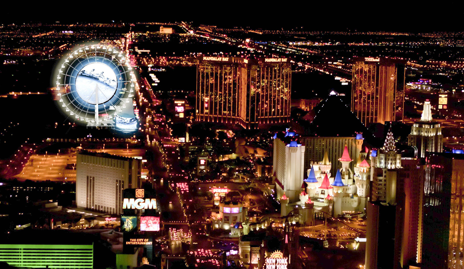 Las Vegas Super Wheel Will Leave You Breathless (3)