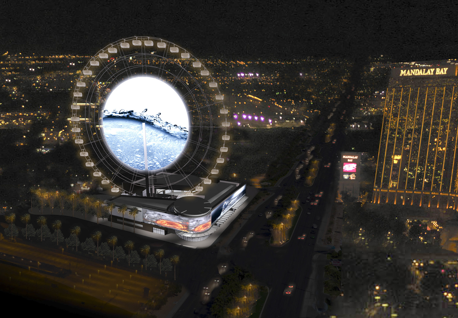 Las Vegas Super Wheel Will Leave You Breathless (1)