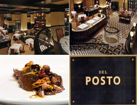 Most Expensive Meal in New York at Del Posto Restaurant