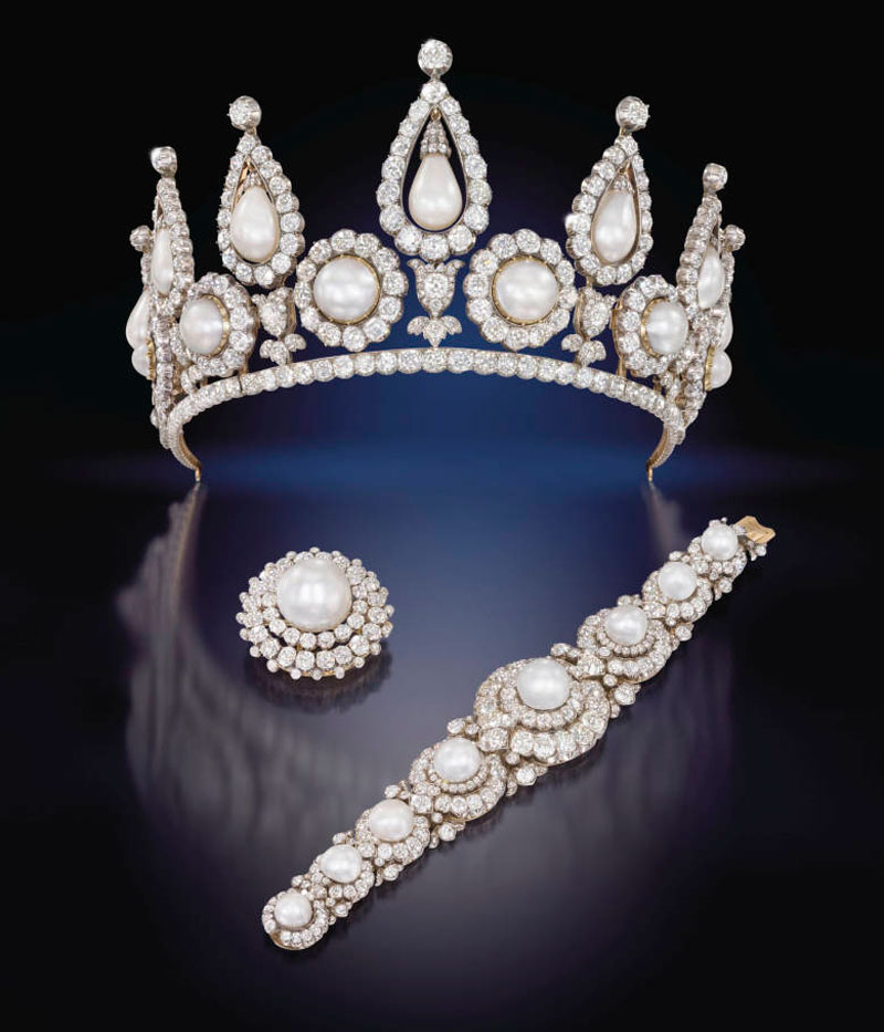 Rothschild Jewelry Sold for $2.85 Million (1)