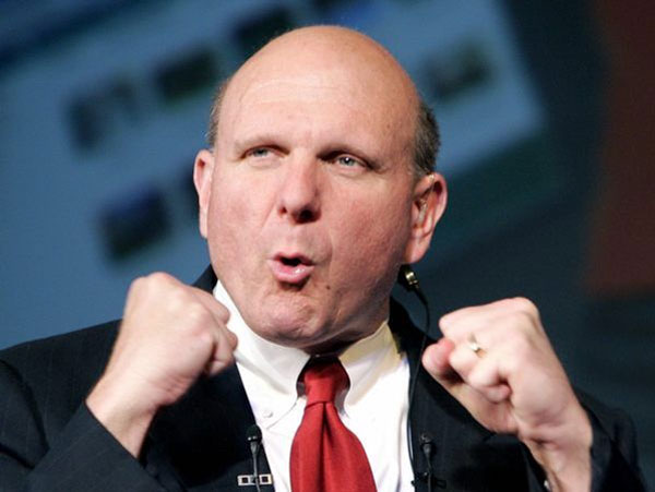 Steve Ballmer – The Effervescent CEO of Microsoft Corporation (18)