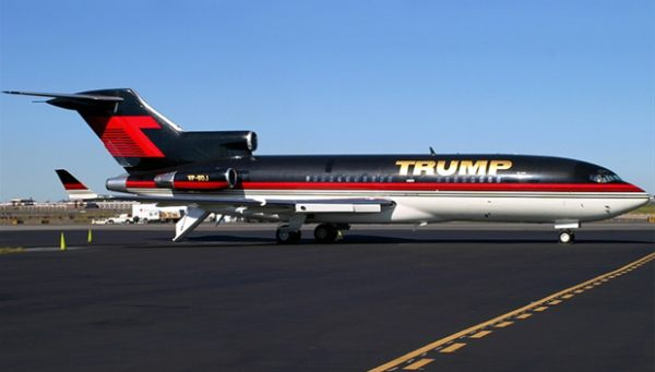 Trump's Opulent Private Boeing Worth $100 Million