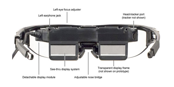 Vuzix Star 1200 Glasses (2)