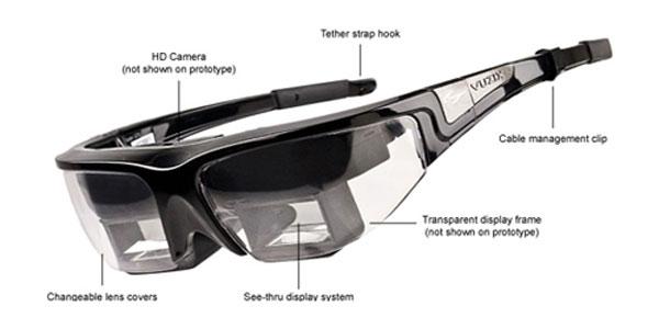 Vuzix Star 1200 Glasses (1)