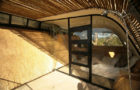 Wright House in Africa by Elmo Swart Architects (8)