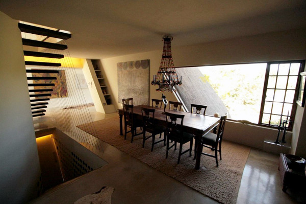 Wright House in Africa by Elmo Swart Architects (5)