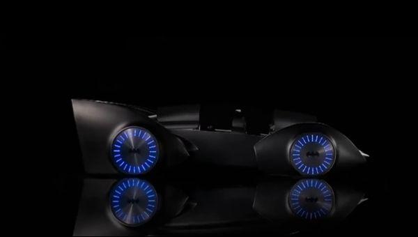 Futuristic Batmobile by Gordon Murray (1)