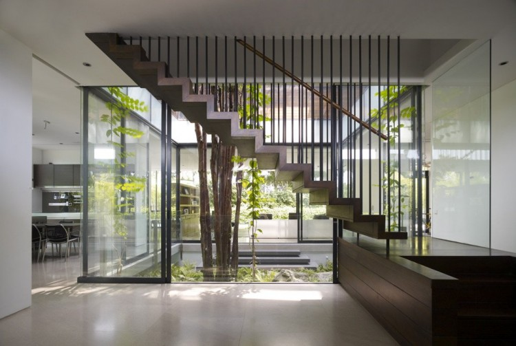 72 Sentosa Cove House in Singapore by ONG&ONG (8)