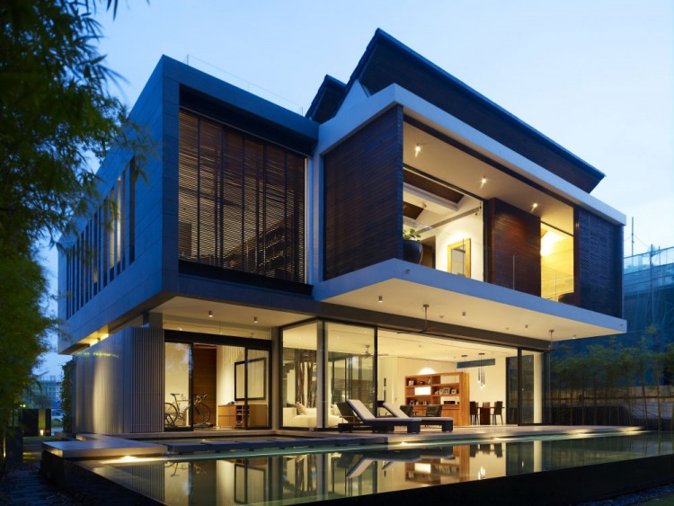 72 Sentosa Cove House in Singapore by ONG&ONG (18)