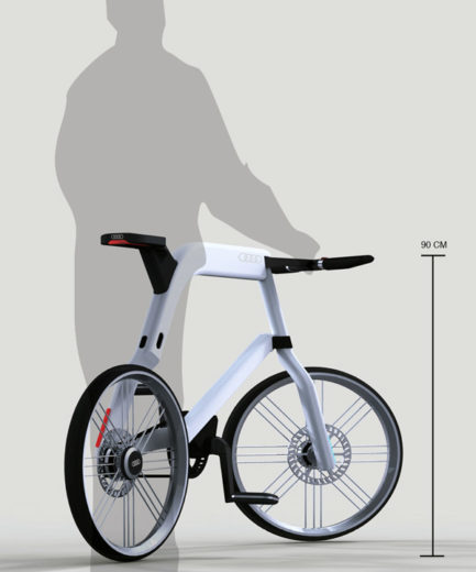 Audi Electric Bike by Arash Karimi (8)