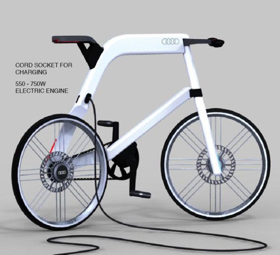 Audi Electric Bike by Arash Karimi (5)