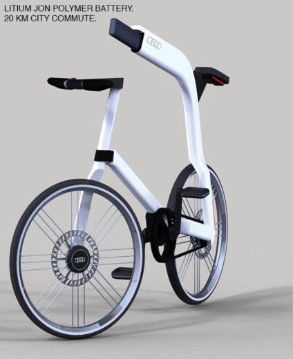 Audi Electric Bike by Arash Karimi (4)