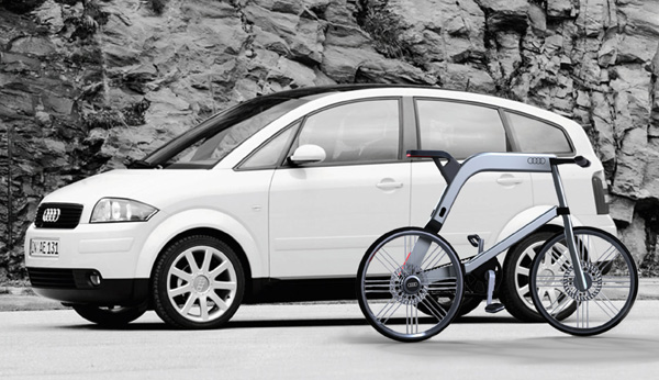 Audi Electric Bike by Arash Karimi (2)