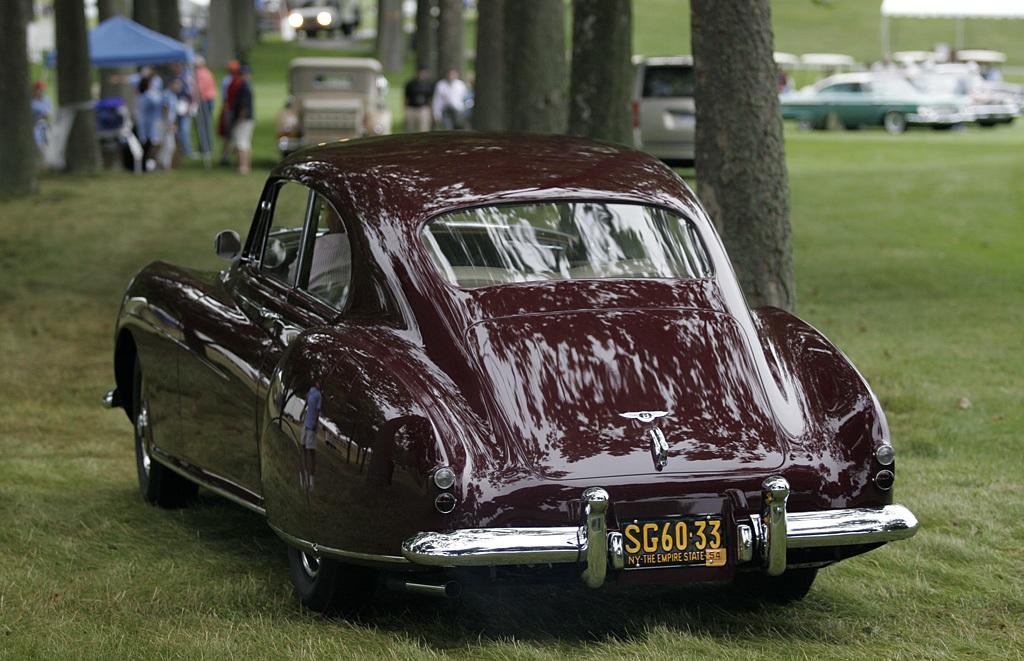 Bentley Continental R (1)