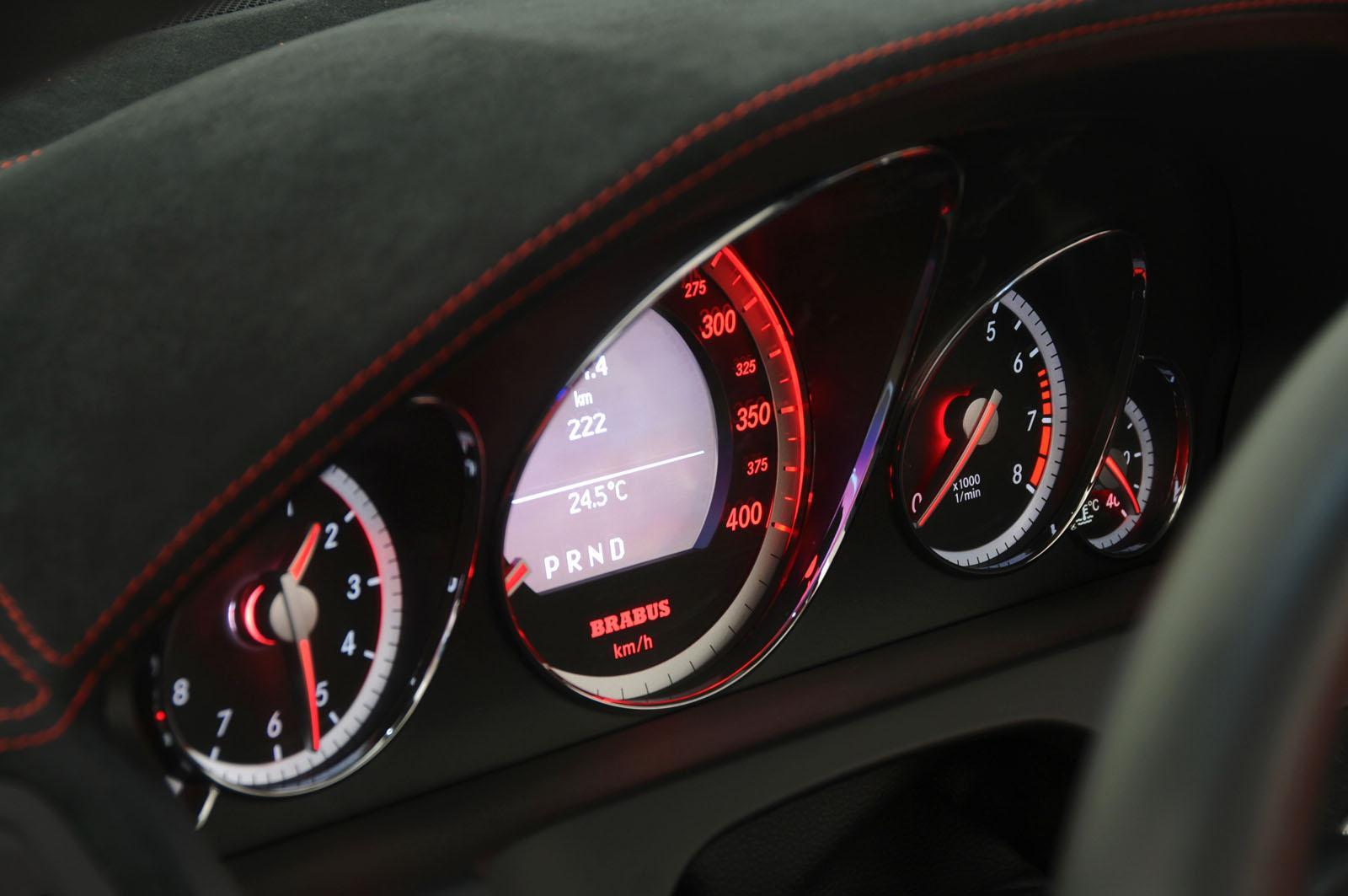 Brabus 800 E V12 Cabriolet (7)