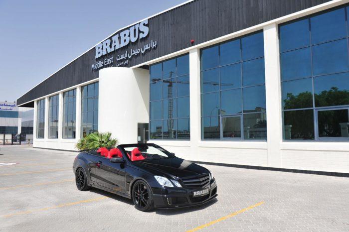 Brabus 800 E V12 Cabriolet (1)