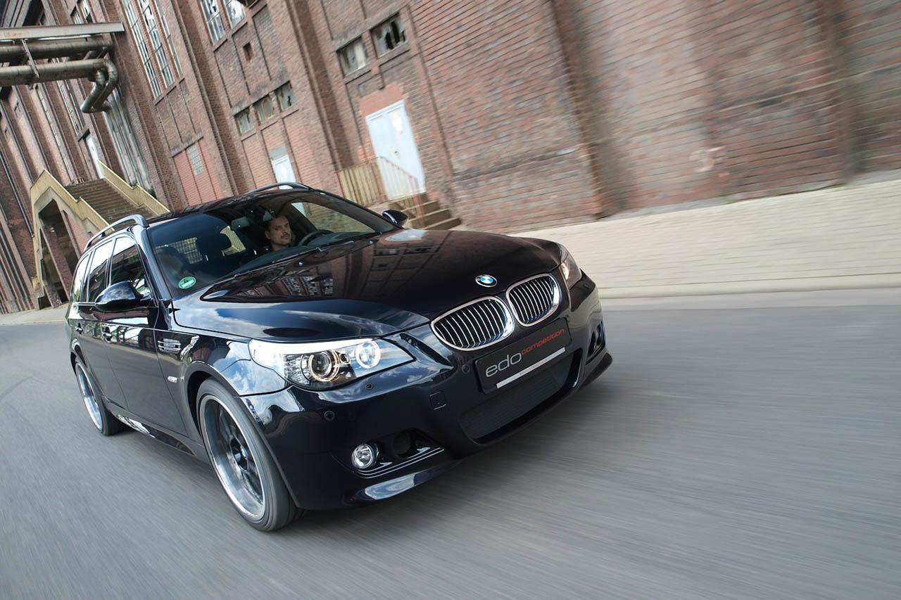 Edo Competition BMW M5 Dark Edition (11)