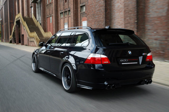 Edo Competition BMW M5 Dark Edition (9)