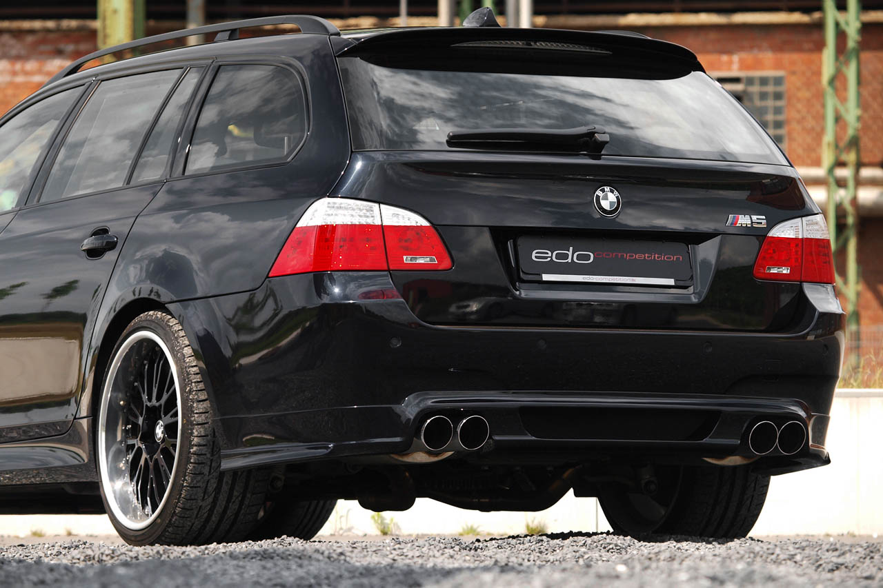 Edo Competition BMW M5 Dark Edition (22)