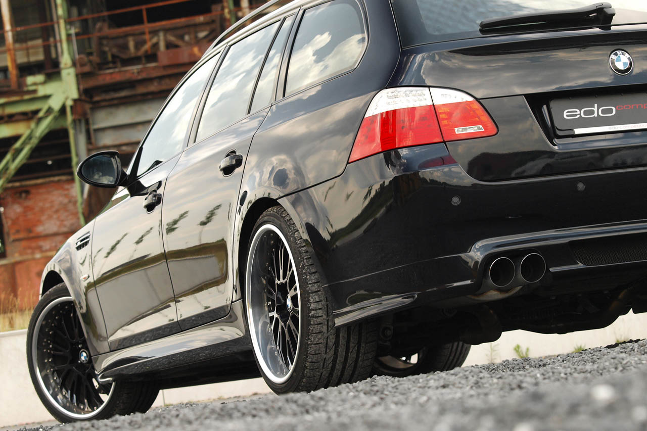 Edo Competition BMW M5 Dark Edition (21)