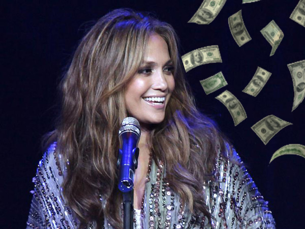 J. Lo Earns $1 Million for a 40-Minute Performance