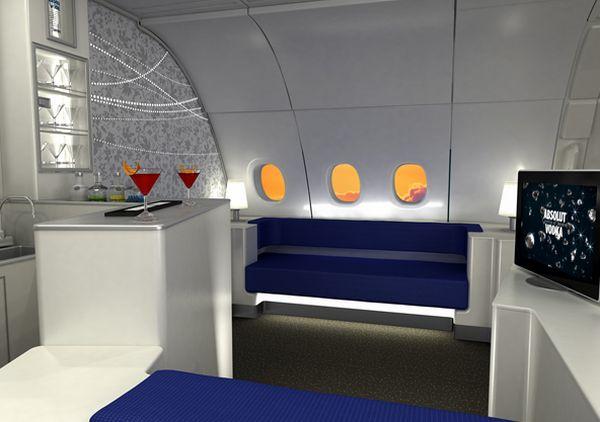 Korean Air A380 Aircrafts to Get Celestial Bars (2)