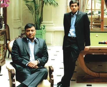 Lakshmi Mittal The King of Steel (2)