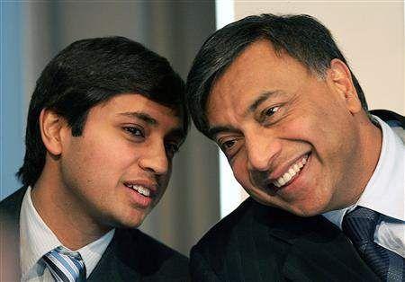 Lakshmi Mittal The King of Steel (14)