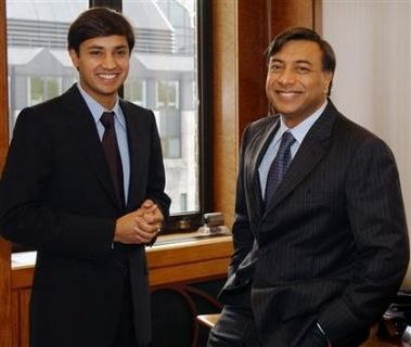 Lakshmi Mittal The King of Steel (13)