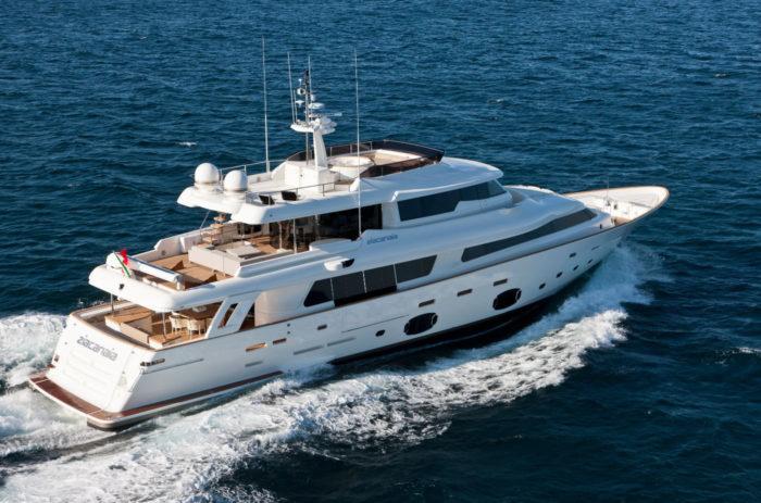 Navetta 33 Crescendo Ziacanaia Superyacht from Ferretti (9)