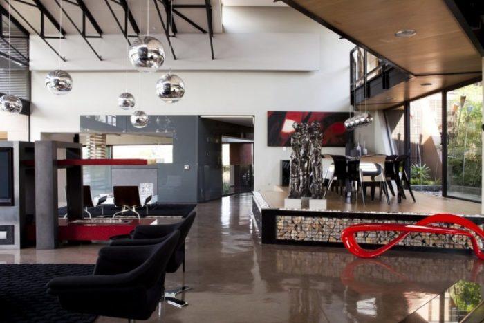 Nico Van Der Meulen Architects House in Mooikloof (11)