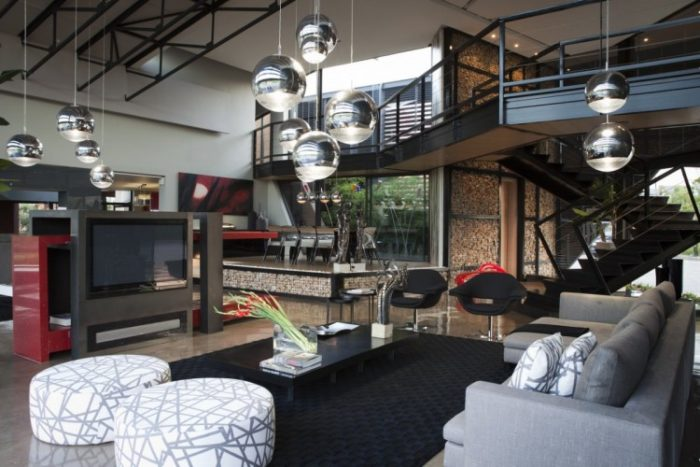 Nico Van Der Meulen Architects House in Mooikloof (10)