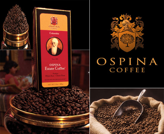 The Exclusive Ospina Dynasty Coffee