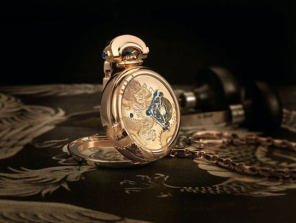 The Gorgeous Bovet 7-Day Tourbillon Watch (6)