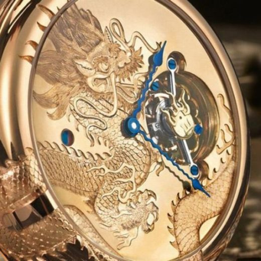 The Gorgeous Bovet 7-Day Tourbillon Watch (5)