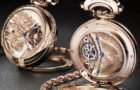 The Gorgeous Bovet 7-Day Tourbillon Watch (1)