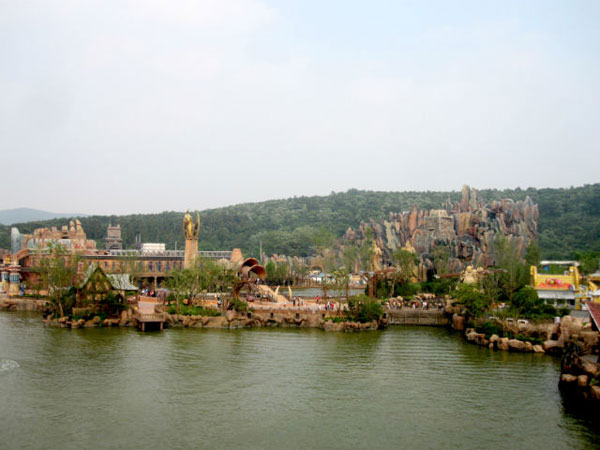 World of Warcraft and Starcraft Theme Park in China (9)