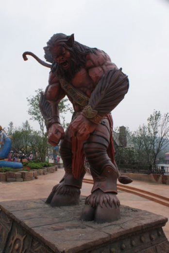World of Warcraft and Starcraft Theme Park in China (7)