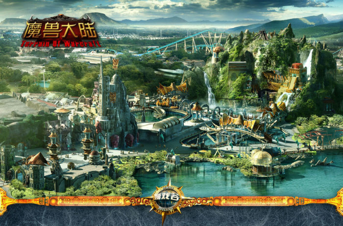 World of Warcraft and Starcraft Theme Park in China (5)