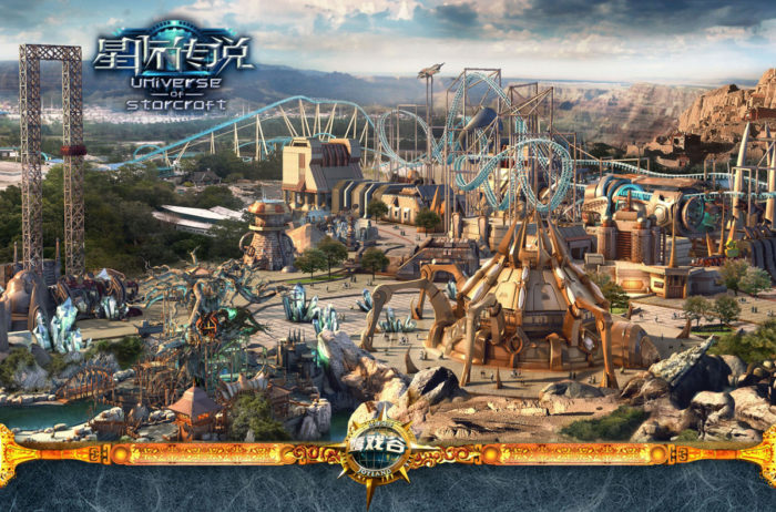 World of Warcraft and Starcraft Theme Park in China (4)