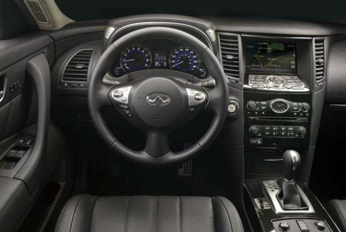 2012 Infiniti FX Prices Revealed for the U.S. (1)