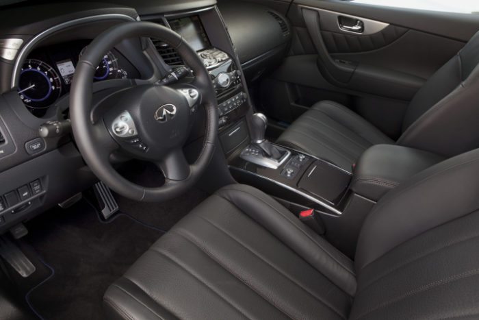 2012 Infiniti FX Prices Revealed for the U.S. (6)